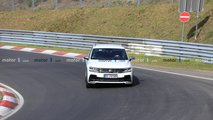Volkswagen Tiguan R Additional Spy Photos