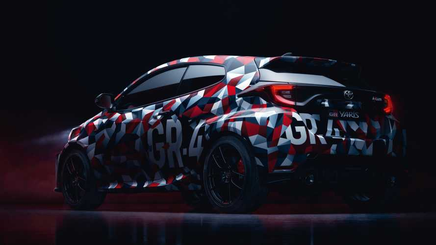 Toyota GR Yaris, hot hatch direttamente dal mondiale rally