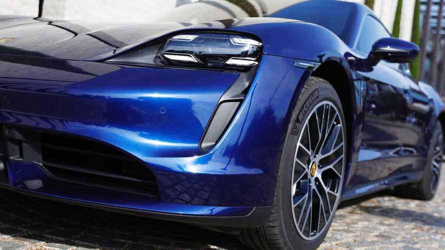 Elektrikli Porsche Taycan'ın Türkiye fiyatı açıklandı