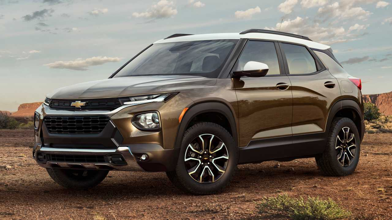 2021 Chevy Trailblazer Pricing Starts At $19,995, Tops Out ...