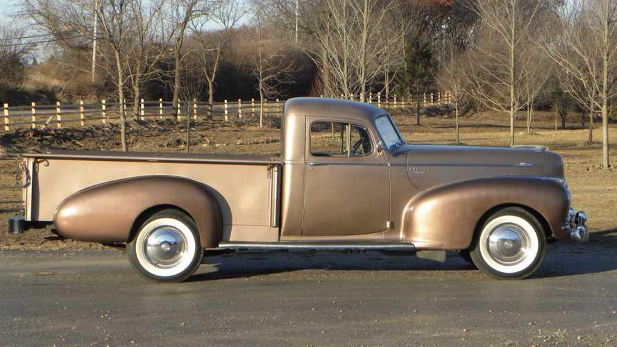 Own A Rare 1947 Hudson Truck For $32K
