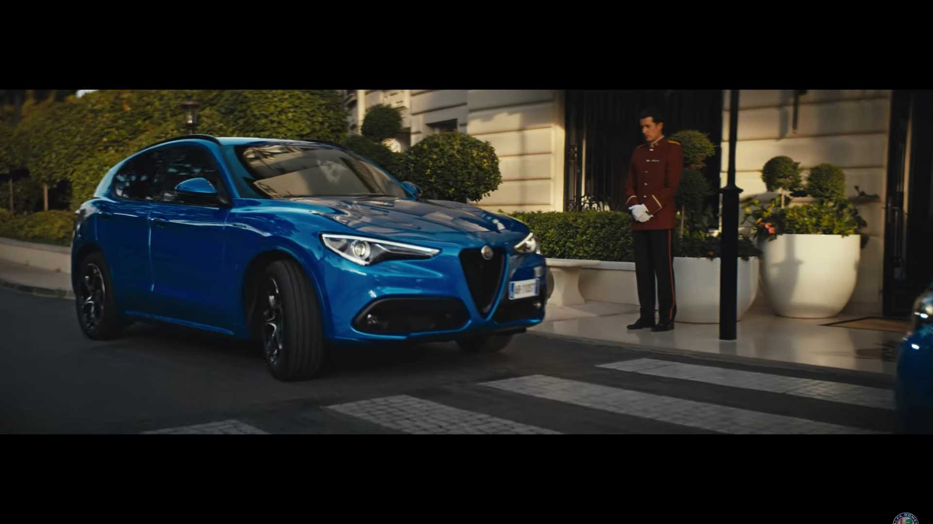 2020 Alfa Romeo Giulia And Stelvio Ad With Kimi Raikkonen
