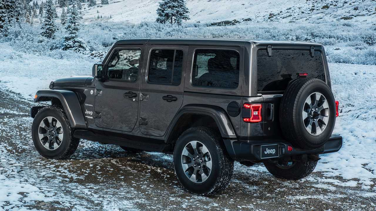 Jeep: 4xe Plug-In Hybrids