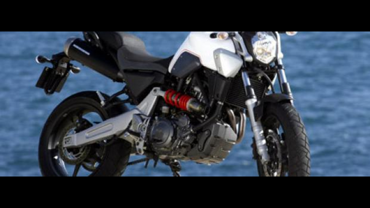Yamaha MT-03 2006 - TEST