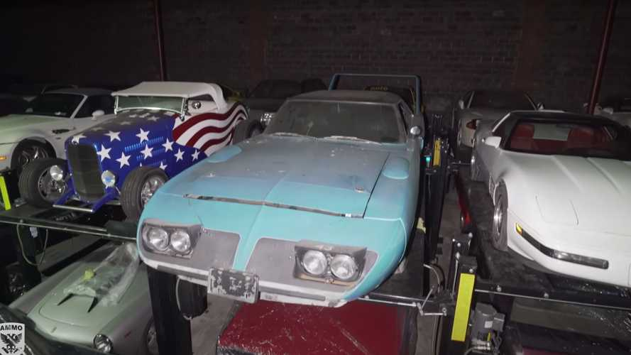 The mother of all 'barn finds' has 300 cars collecting dust for years
