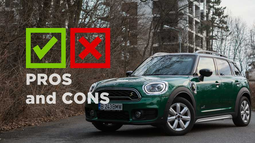 2019 MINI Cooper Countryman S E All4 Plug-In Hybrid: Pros And Cons