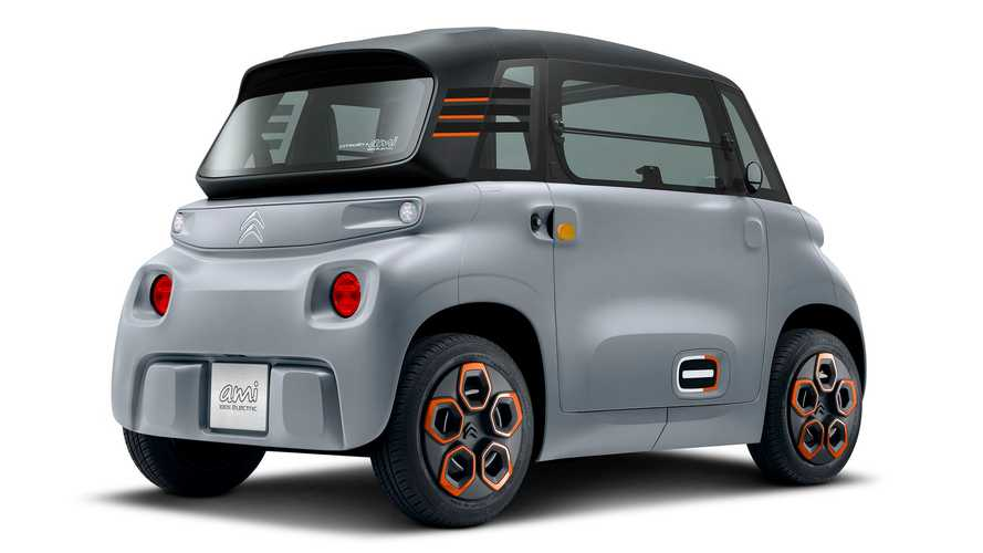 Cute Citroen Ami runabout will arrive in the UK next year