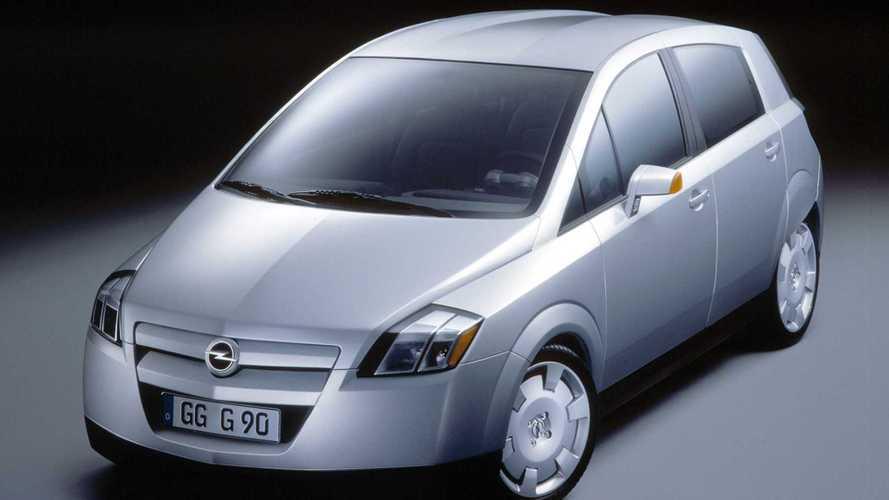 Vergessene Studien: Opel G90 (1999)
