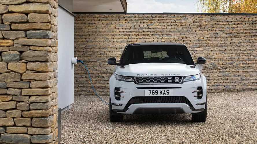 Range Rover Evoque plug-in hybrid