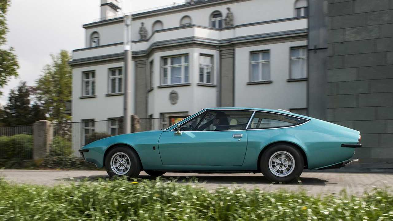 Bitter CD: the non-Italian supercar