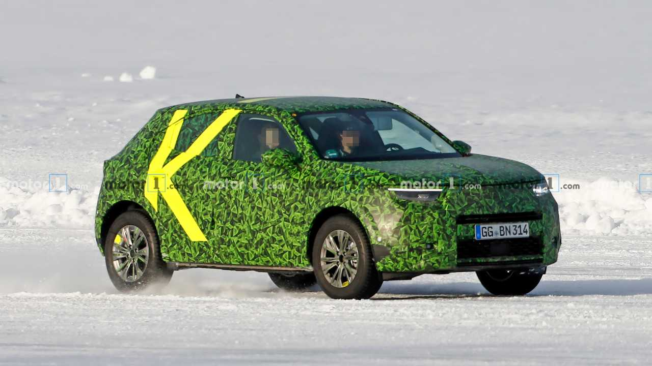 New Opel Mokka Teased With Electric Version Minor Name Change
