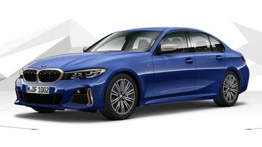 Así luce el BMW M340d xDrive 2020: un nuevo M Performance turbodiésel