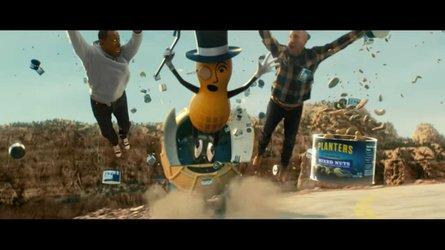 Nutmobile destroyed, Mr. Peanut dead in tragic accident
