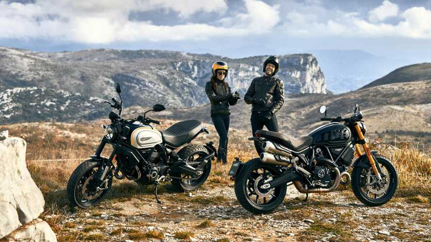 The 2020 Ducati Scrambler 1100 Pro And Sport Pro Unveiled