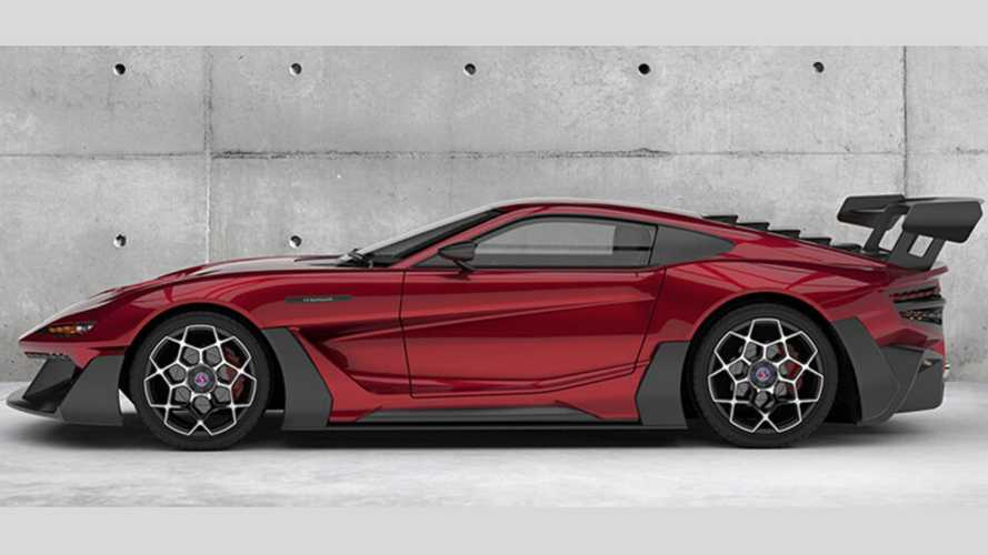 Factory Five Reveals V12 Concept Supercar
