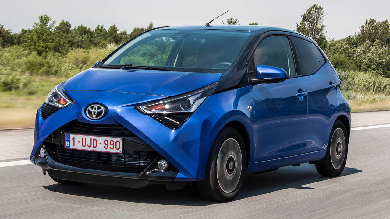 Toyota Aygo To Stick Around New Generation Planned