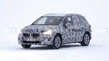 BMW 2er Active Tourer neue Erlkönigbilder