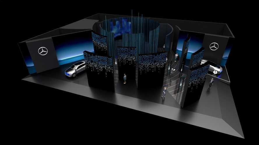 Mercedes-Benz покажет в Лас-Вегасе визионерский концепт