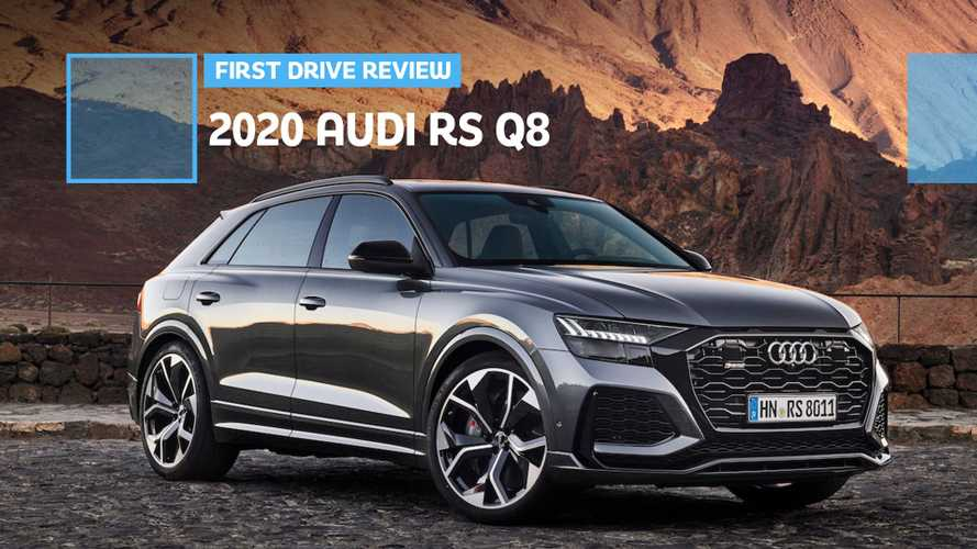 2020 Audi RS Q8 First Drive Review: Supersonic SUV