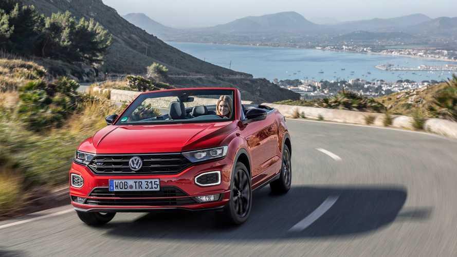 Hazánkban is megvásárolható már a Volkswagen T-Roc Cabriolet