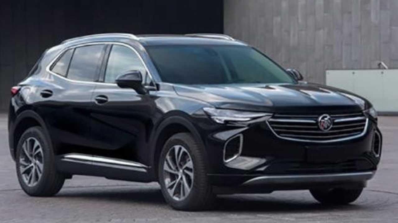 2020 Buick Envision S (CN Spec)