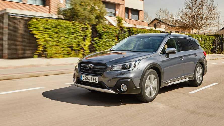 Subaru Outback 2020: la instalación del GLP, gratis
