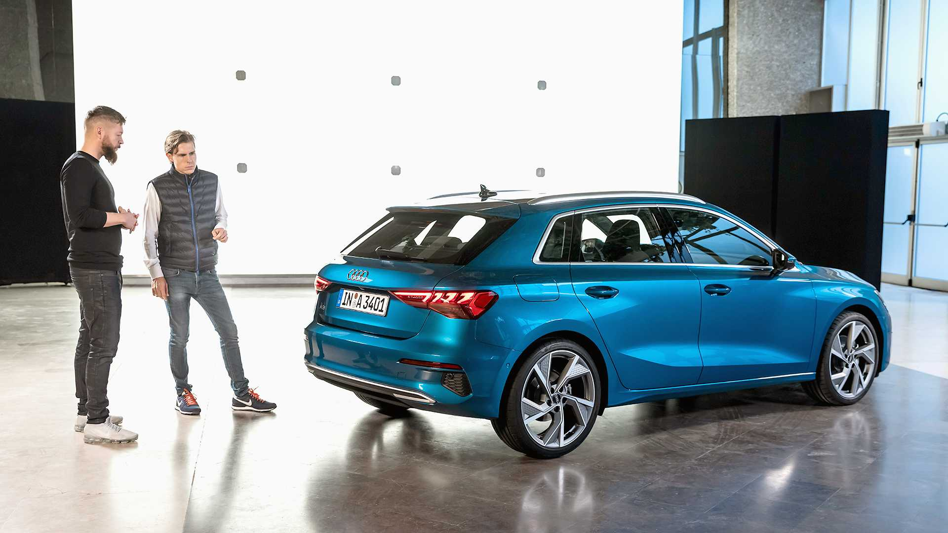 2021 Audi A3 Sportback Debuts With Posh Design Starts At 24 900