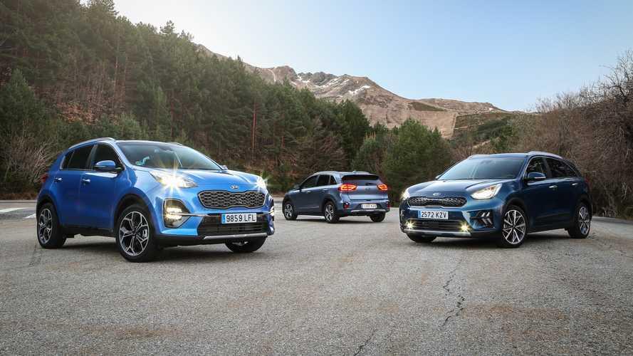 Probamos la gama de SUV híbridos de KIA: Niro PHEV y Sportage Hybrid