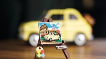 Original Fiat 500 by Lego