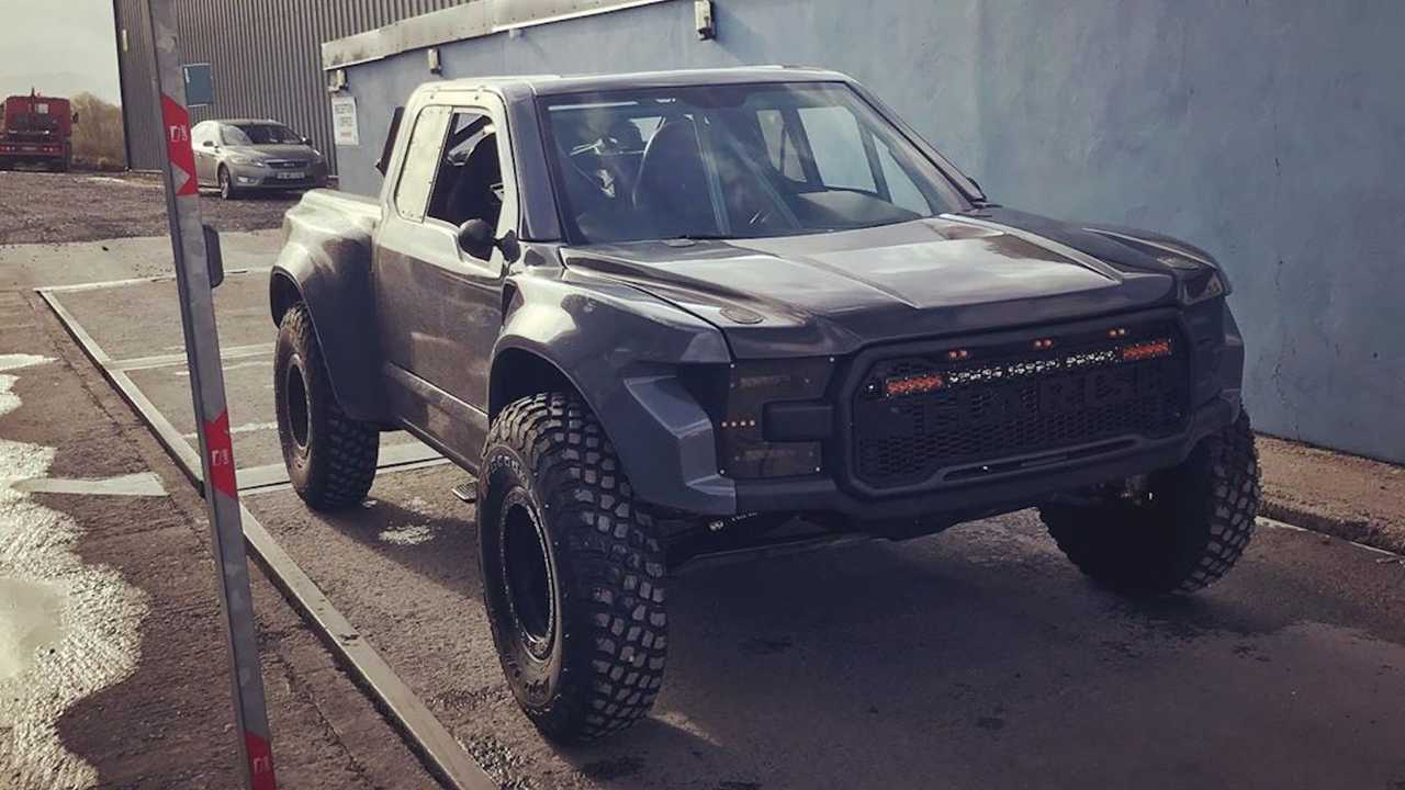 Mini Ford Raptor By KNINE Racing