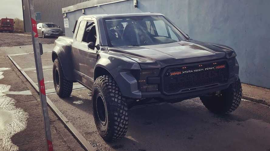 Mini Ford Raptor Built On UTV Is Our New Favorite Thing