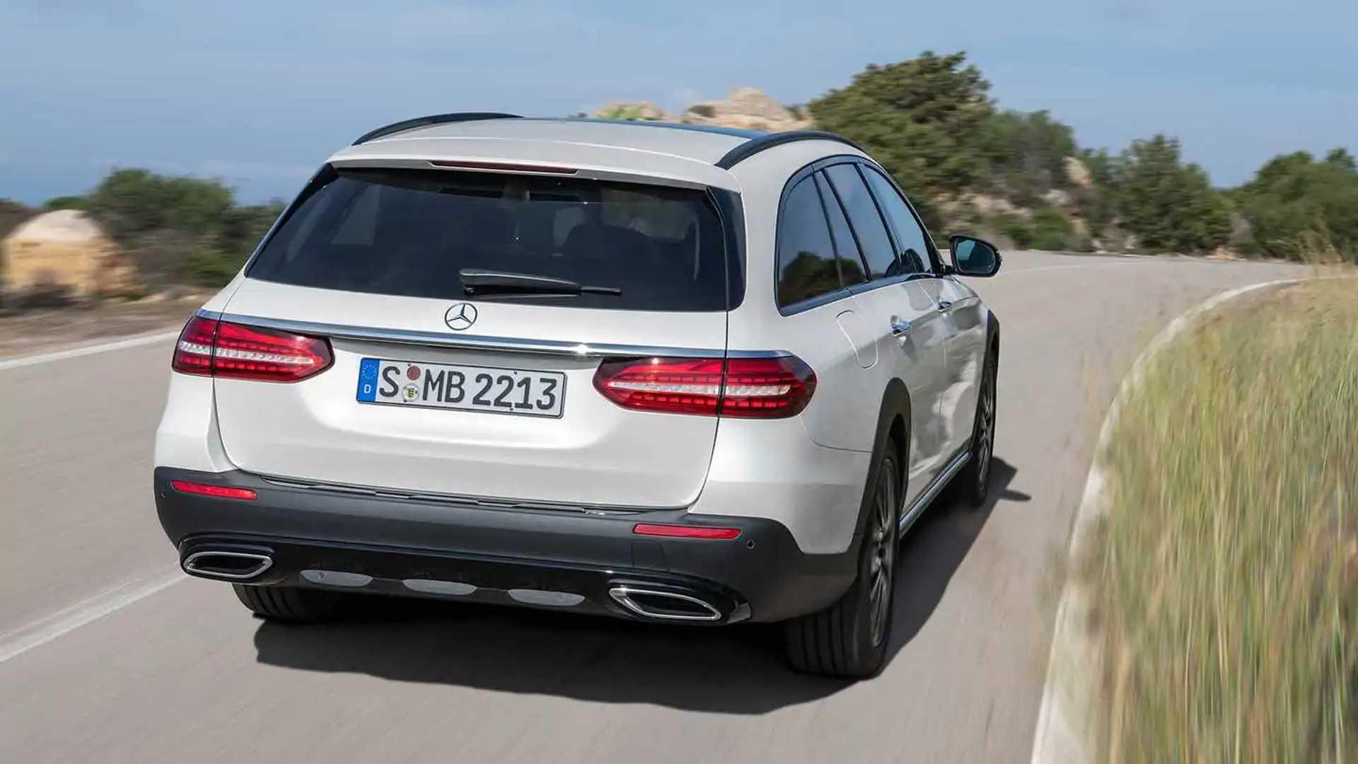 Mercedes-Benz Clase E Restyling (2020) 7