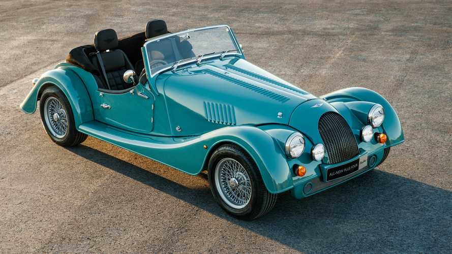 Morgan Plus Four Is Brand's First Four-Cylinder Turbo Car