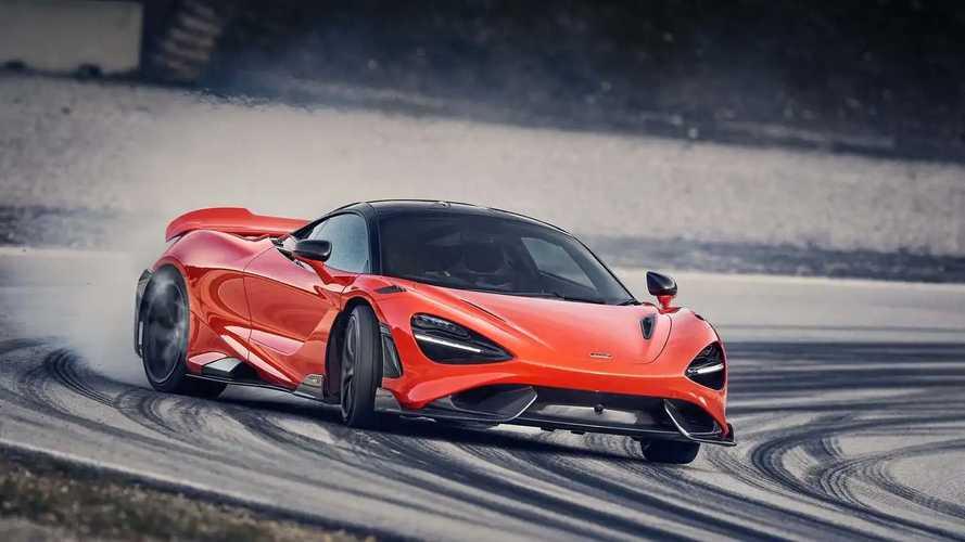 McLaren представил «длиннохвостый» суперкар 765LT