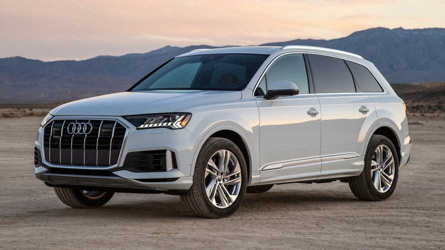 2020 Audi Q7: First Drive