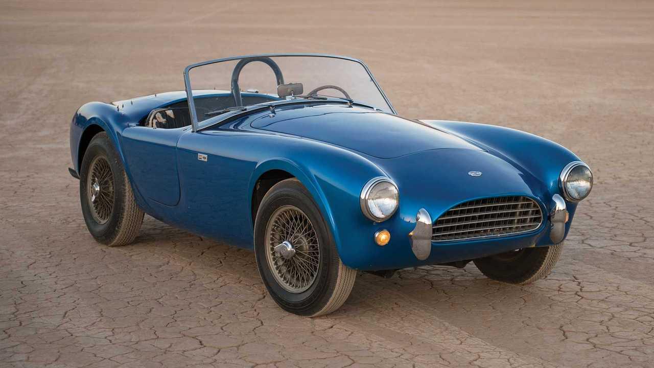 Shelby 260 Cobra (1962) - 12,7 millones de euros
