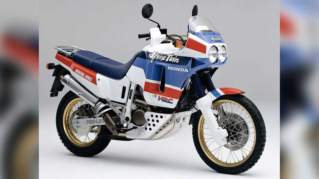 1988-89 Honda Africa Twin XRV650