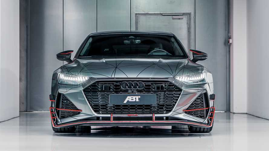 ABT RS7-R based on the 2021 Audi RS7 Sportback