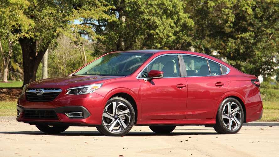 2020 Subaru Legacy XT: Review