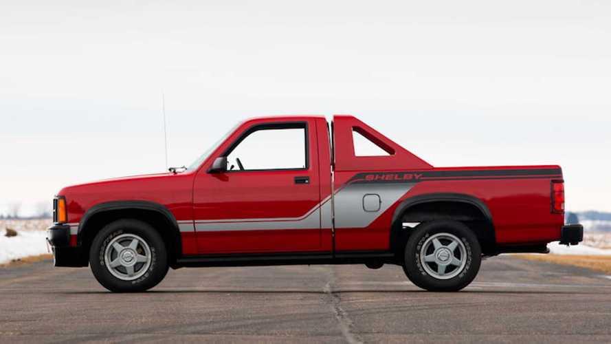 1989 Dodge Shelby Dakota truck for sale