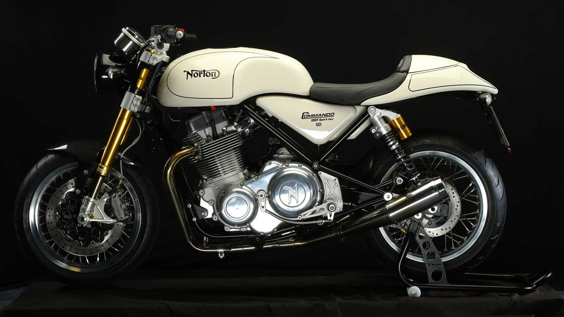 Norton Motorcycles Is Going Commando First Thing In 2021