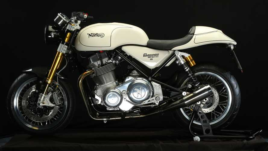 Norton Allegedly Sold 961 Engine Design Just Before Administration