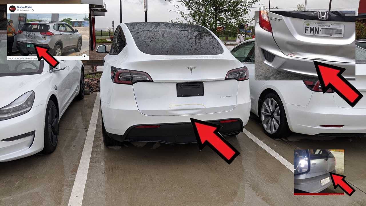 Check Cars That Had Or Still Have The Same Tesla Model Y Design Flaw