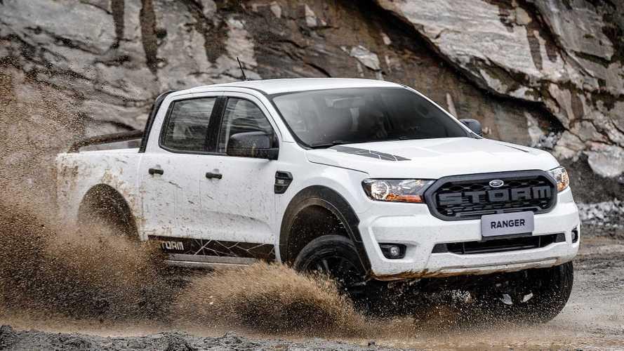 Impressões: Nova Ford Ranger Storm 2020 aposta no off-road por R$ 150.990