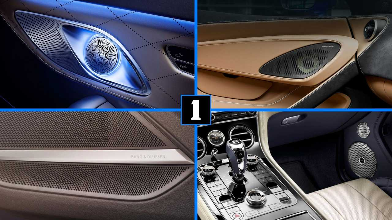 5 systèmes audio qui donnent envie de rester à bord de sa voiture