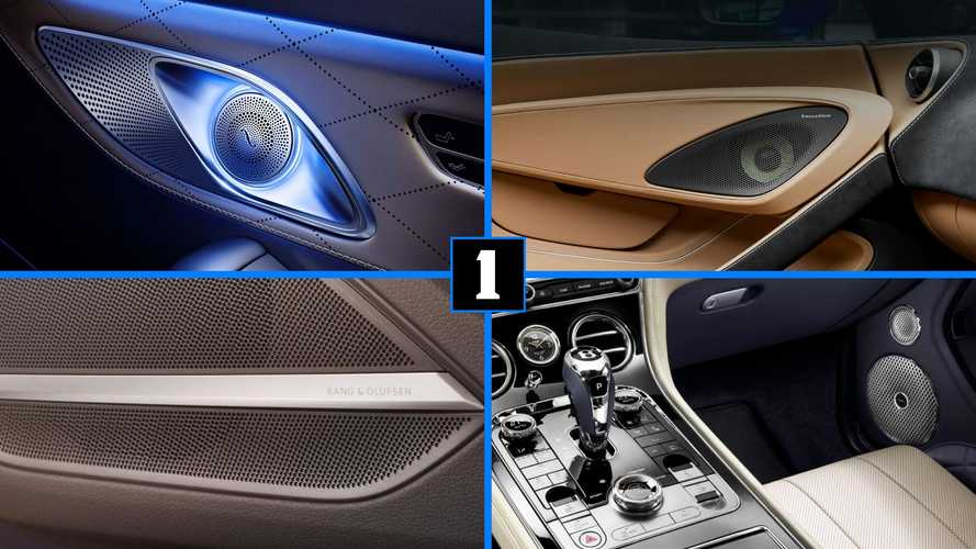 5 аудиосистем, из-за которых не хочется покидать машину