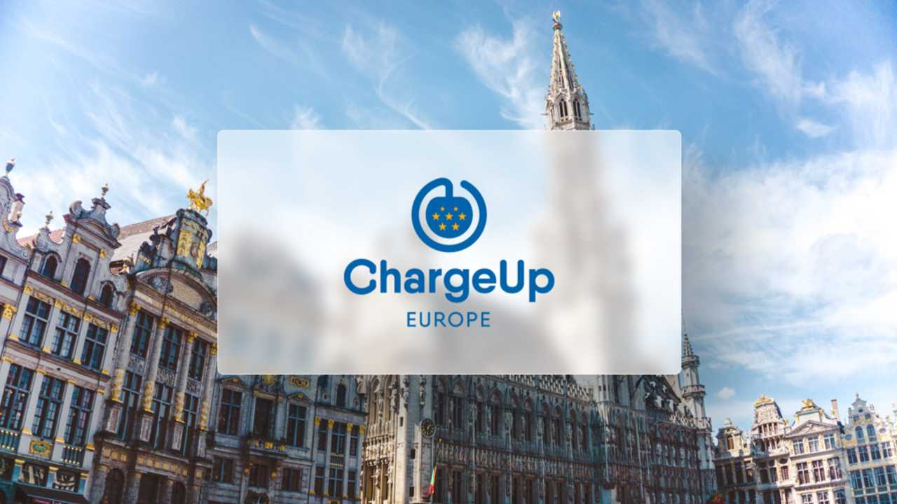 eMobility alliance ChargeUp Europe