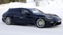 Makyajlı 2020 Porsche Panamera Sport Turismo Casus Fotoğrafları