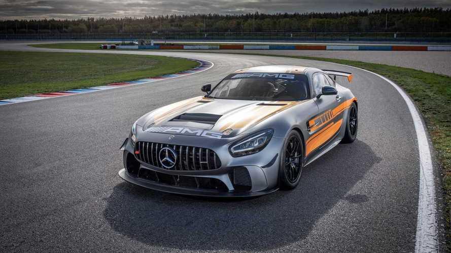 Mindössze két év után frissíti a Mercedes-AMG a GT4-et