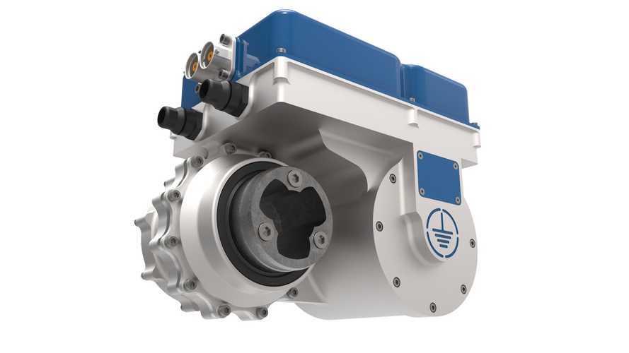 Equipmake, il motore elettrico da 27 CV/kg